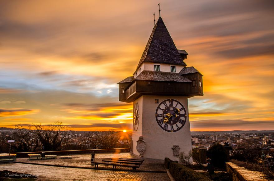 Uhrturm - Hotel Mariahilf